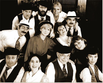 Photo of the Old World Folk Band